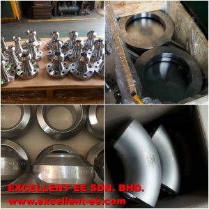 Duplex Stainless Steel Pipe Fitting - Excellent EE Sdn Bhd_