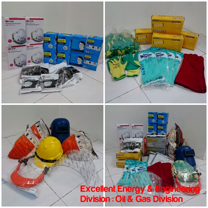 Excellent EE Sdn Bhd - Protective Equipment