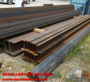 Offshore I Beam & Angle Iron - Excellent EE Sdn Bhd.