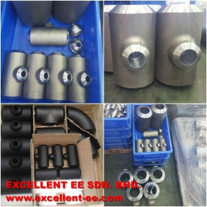 Pipe Fitting ASTM A234 - Excellent EE Sdn Bhd