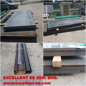 Steel Plate, C-Channel, Flat Bar - Excellent EE Sdn Bhd_