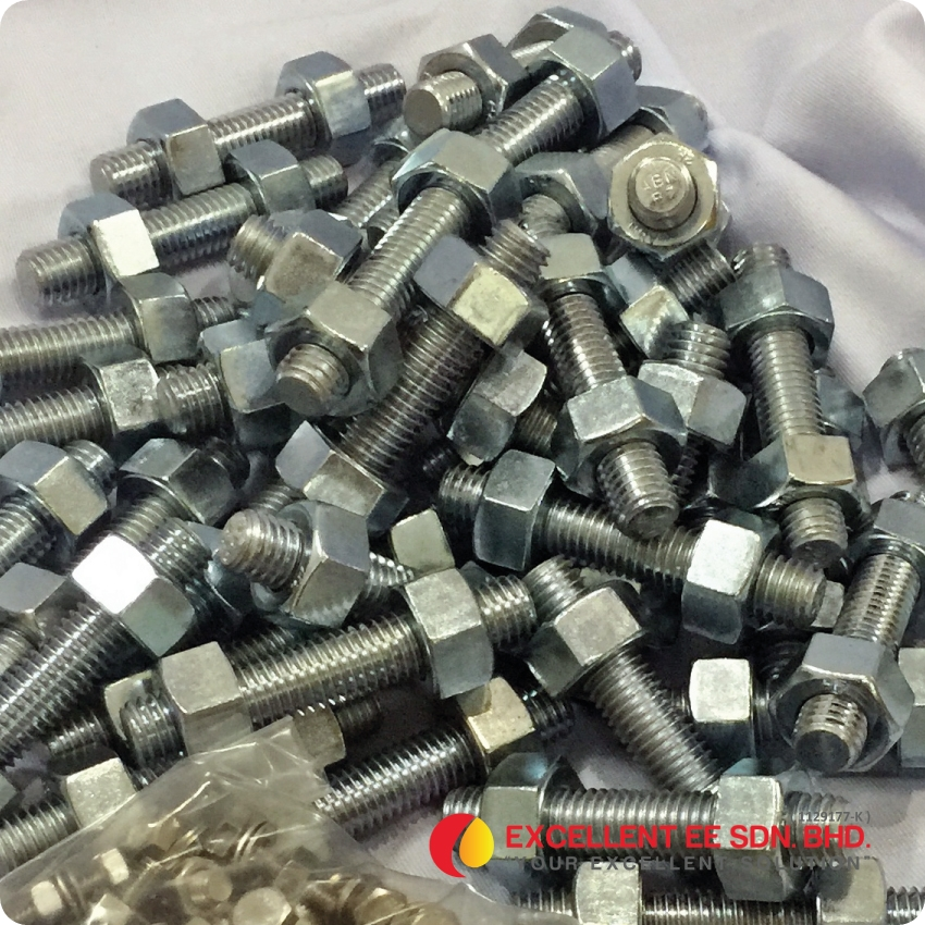 Excellent EE Sdn  Bhd  – Bolts & Nuts